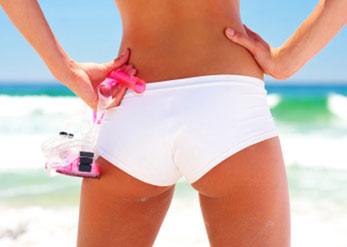 Cellulite interno cosce e mesoterapia omeopatica